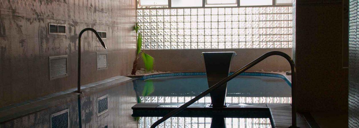 Circuito termal de Natura Beauty and Wellness spa y centro integral de estética
