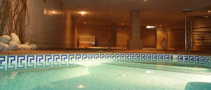 Circuito termal de Natura Beauty Mojácar Oasis en Hotel Best Oasis Tropical